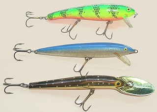 Floating Minnow (Crankbait)