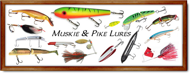 Pike the fearless water wolf wawang lake resort for Pike ice fishing lures