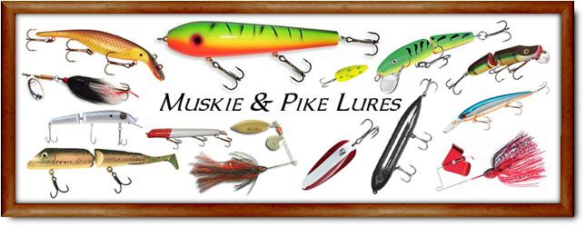 Northern pike fishing wawang lake resort for Best lures for lake fishing