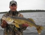 Fishing Walleye in the Weeds  – with Video