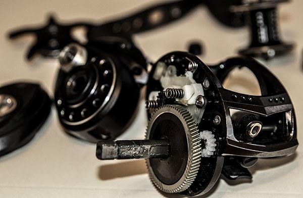 reel gear
