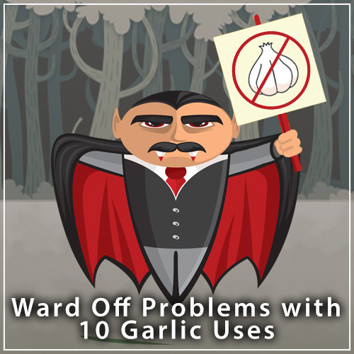 garlic-uses