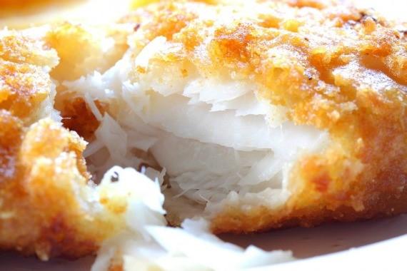 Fish and chips with beer batter wawang lake resort for Easy fish batter recipe
