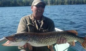 Wawang Lake northern pike (9)