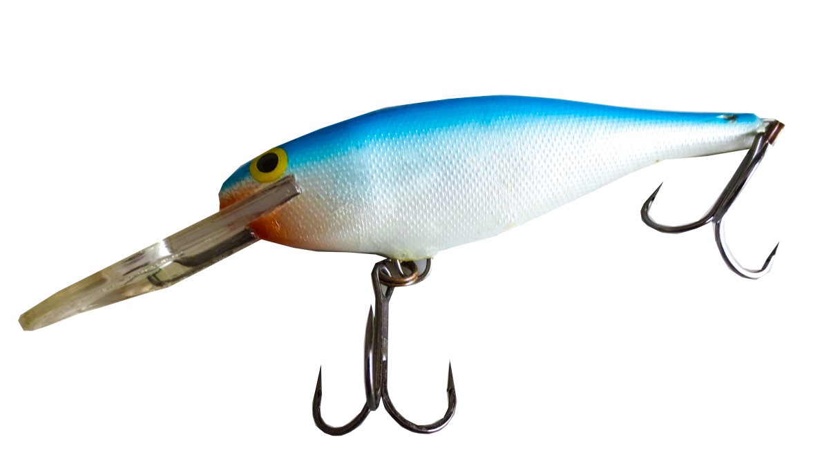 Reef runner ripstick wawang lake resort for Walleye fishing tackle