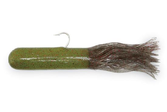 Gitzit 6 inch super tube wawang lake resort for Fishing tube baits