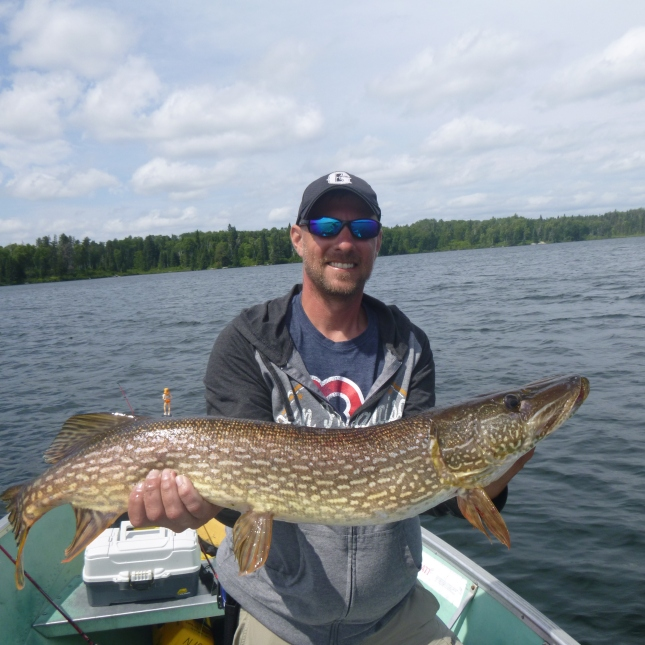 Timing the Pike Bite Just Right